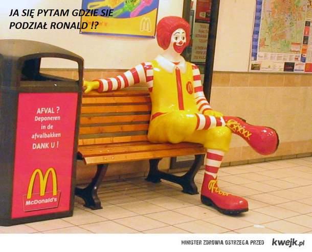 Ronald !
