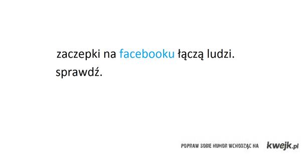 facebook łączy. sprawdź