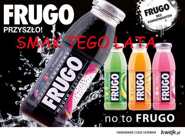 No to FRUGO