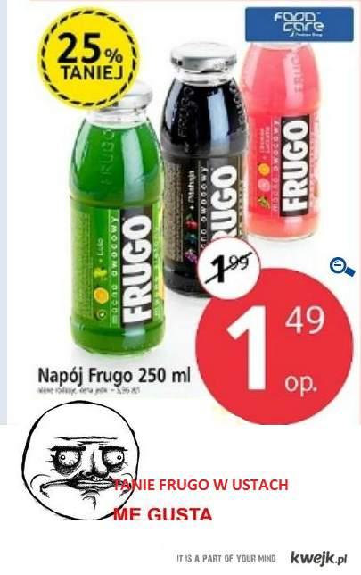 FRUGO 1,49 TESCO