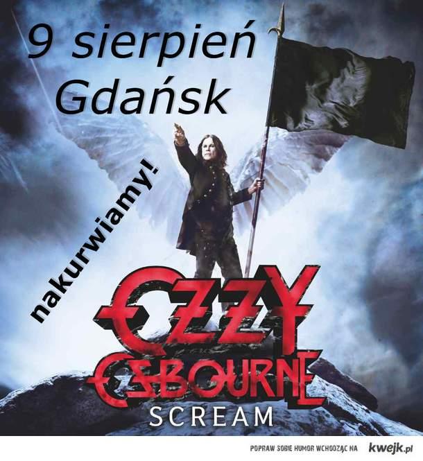 Ozzy w Polsce