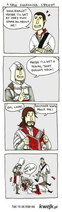 Ezio again
