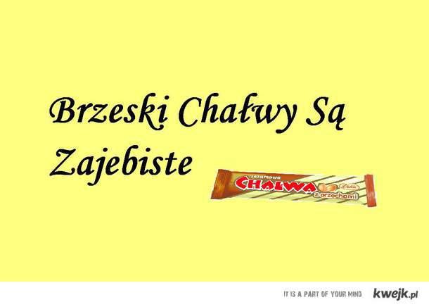 Brzeska Chałwa