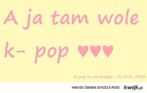 K- pop ♥