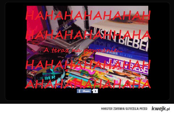Bieber hahaha
