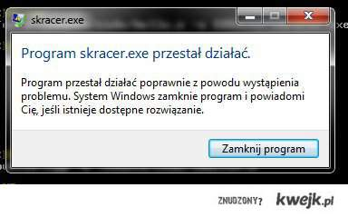Windows 7 problem