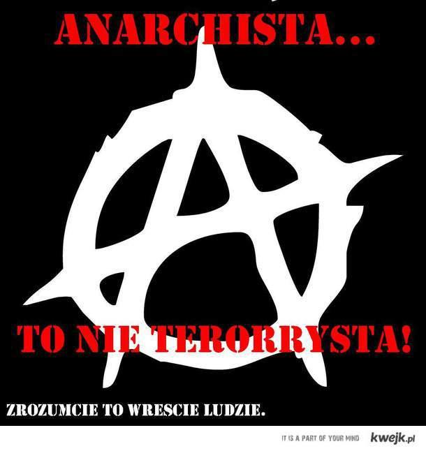 Anarchista...