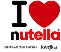 Nutella!<3