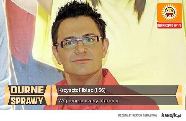 Krzysztof Ibisz Durne Sprawy