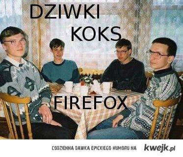 dziwki koks firefox