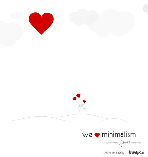 we ♥ minimalism