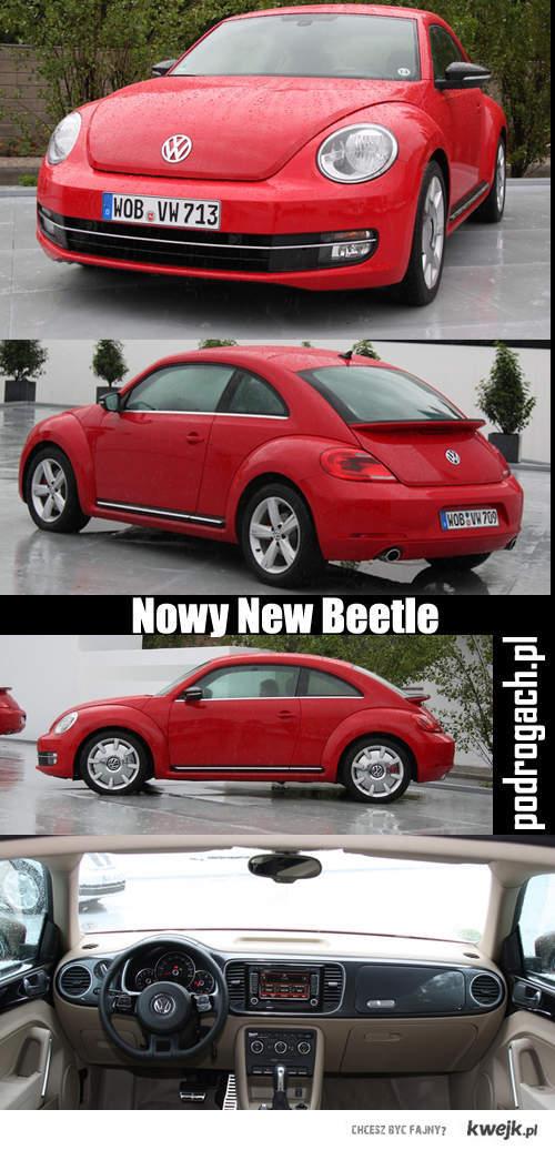 Nowy New Beetle