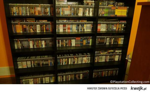 Kolekcja Gier PS2