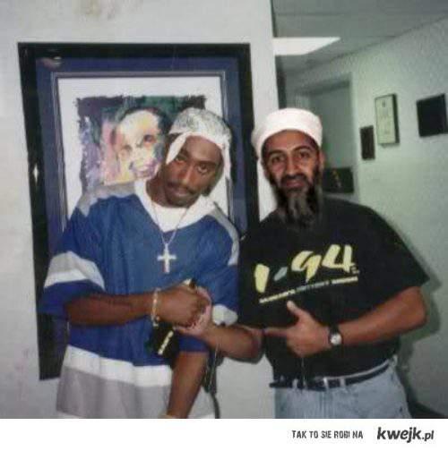 2Pac & Osama