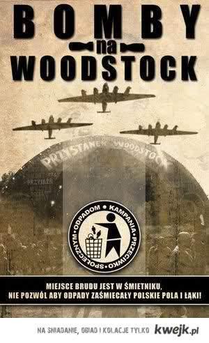 bomby na woodstock