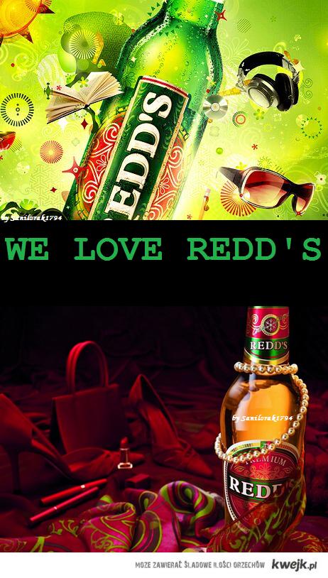 we ♥ redd's