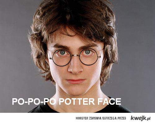 POTTER FACE