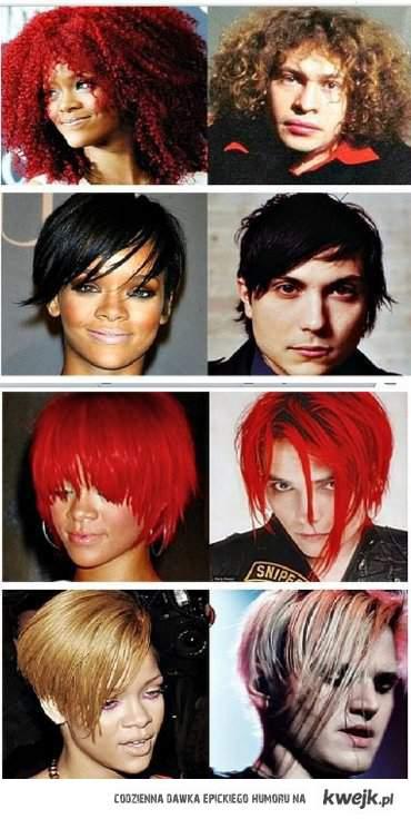 My Rihanna Romance.