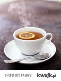 herbta bez łyżeczki nie jest herbata !.