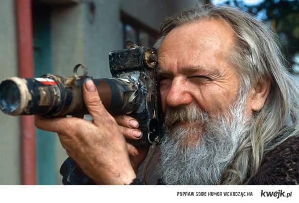 Nie sprzęt czyni fotografem