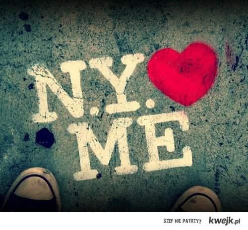 N.Y <3 Me