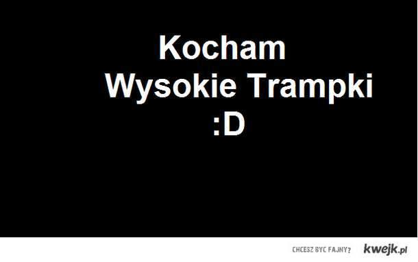 Trampki <3