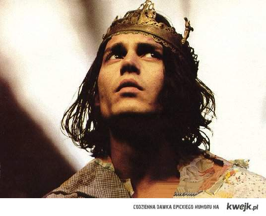 depp king