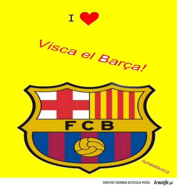 FC Barcelona! I ♥ football!