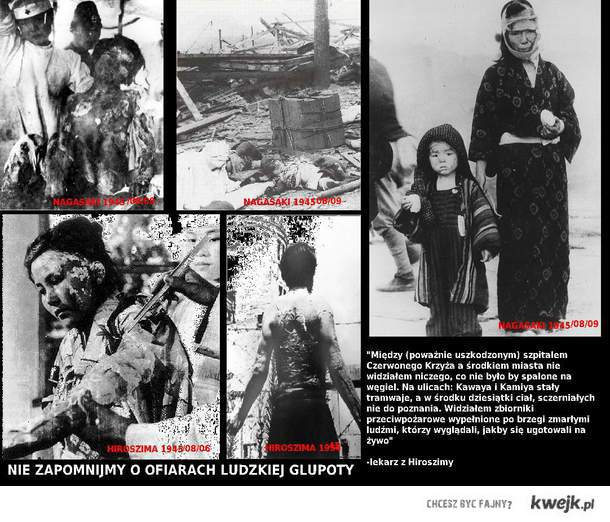 ofiary bomb atomowych