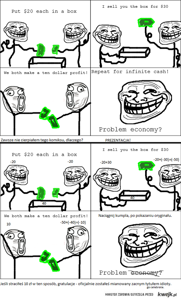 Troll,on you.