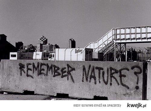 Remember Nature?