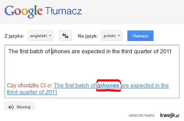 Wujek Google rada
