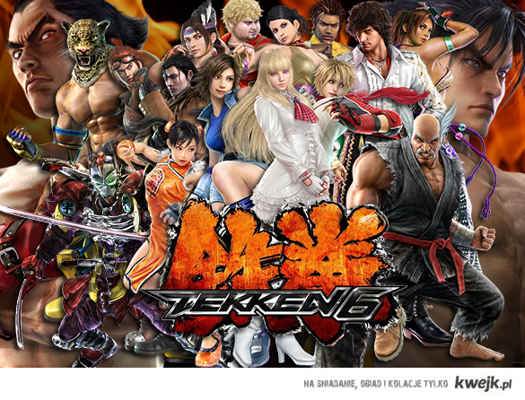 Tekken 6 - a ty kim grasz?