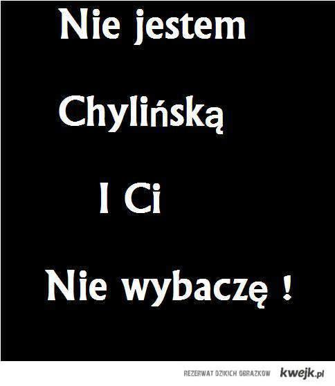 Chylińska
