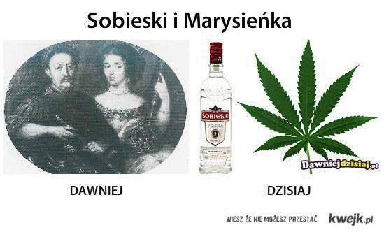 Sobieski i Marysieńka