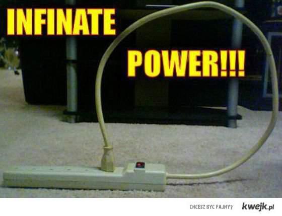 infinate power