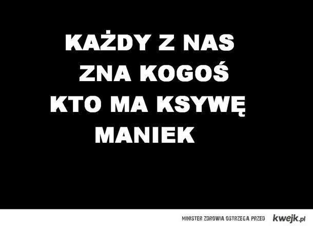 Maniek