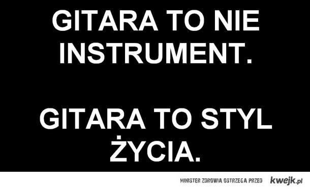 Gitara :)