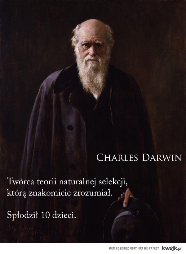 Darwin reproduktor