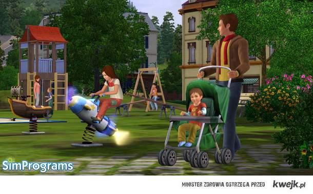 The Sims 3'pokolenia