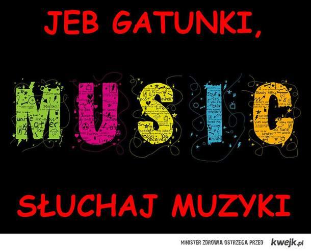 Muzyka dla muzyki