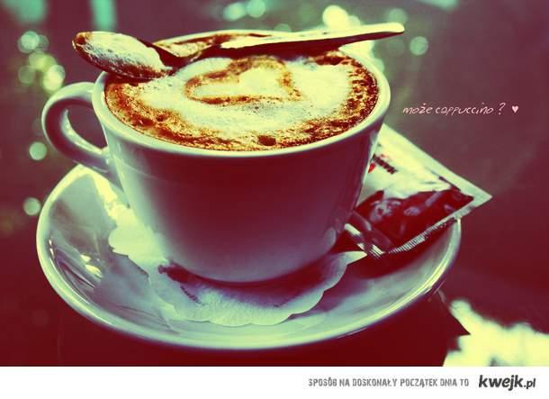 cappuccino . ♥