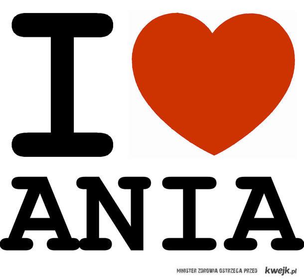 I <3 Ania ! :*