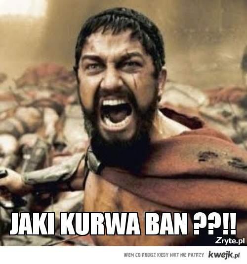Sparta,Ban