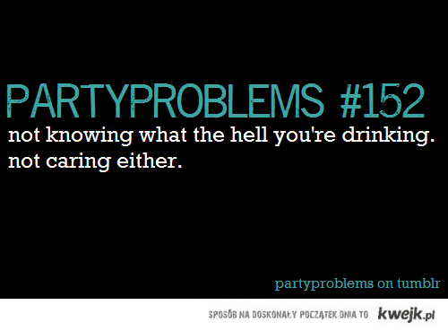 partyproblems