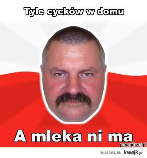 Pan Andrzej o cyckach