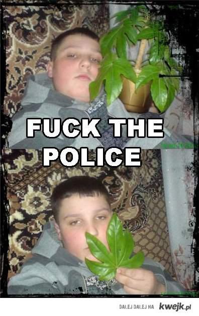 Fu*K THE POLICE