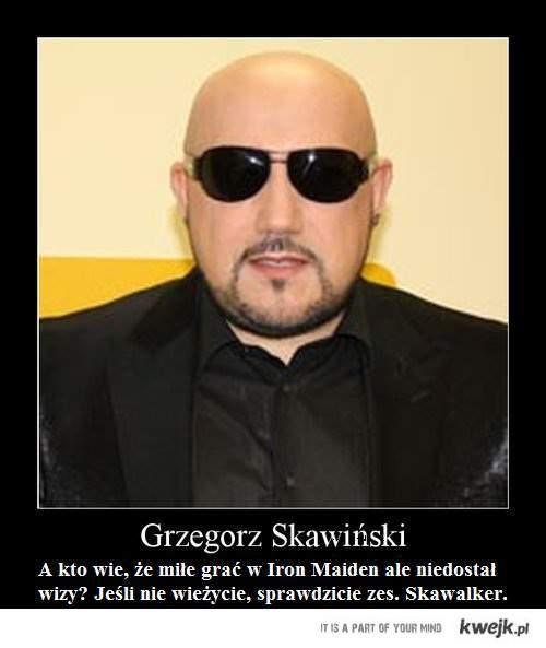 Najlepszy polski gitarzysta