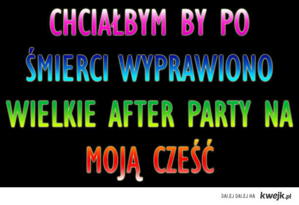After Party :)