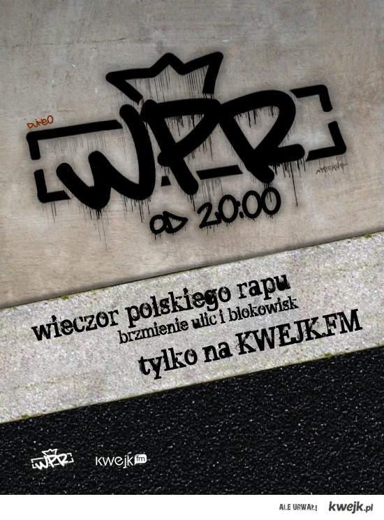 POLSKI RAP - GODZ. 20